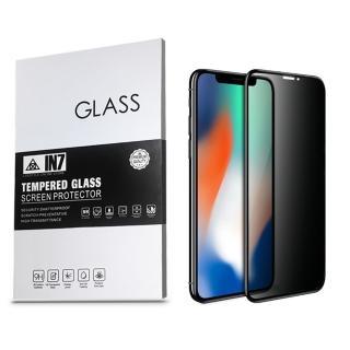 【IN7】APPLE iPhone XS Max 6.5吋 防窺3D全滿版鋼化玻璃保護貼(疏油疏水 鋼化膜)
