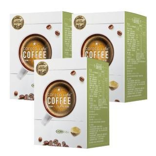 【COFFCO】蘇逸洪推薦世界發明金獎防彈綠咖啡*3盒(7包/盒*3升級版)
