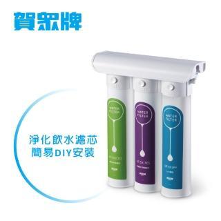 【賀眾牌】簡易式DIY淨水器UP-310