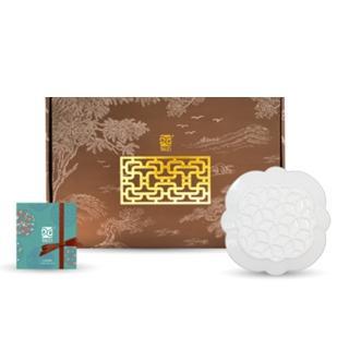 【TALES 神話言】花窗舞影-菱鳶海棠.盤(文創 禮品 禮物 收藏)