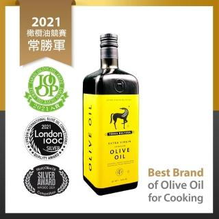 【Terra Delyssa 德麗莎】特級初榨橄欖油(1000ml)