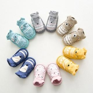 【Baby童衣】韓版立體嬰兒低幫學步鞋襪