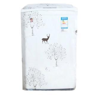 【iSFun】秋之小鹿*防水洗衣機防塵套