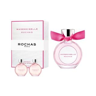 【ROCHAS】羅莎小姐淡香水50ml(加贈隨機小香*2)