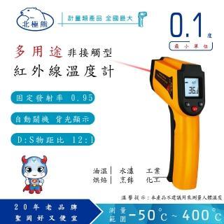【Dr.AV 聖岡】紅外線槍型 溫度計BA-3850(溫度槍、溫度計)