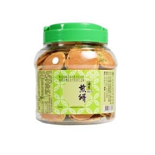【一品名煎餅】彰化田中團購小煎餅-海苔口味(300g 蛋奶素)