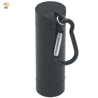 【月陽】鋁合金行動便攜式隨身煙灰缸收納盒(YS588)