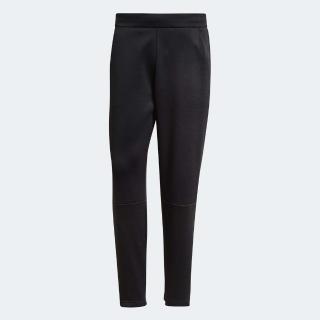 【adidas 愛迪達】長褲 Z.N.E Tapered Pants 男款 愛迪達 運動休閒 舒適面料 褲管拉鏈 穿搭 黑(D74654)