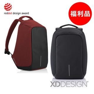 【XDDESIGN】終極安全防盜後背包-純黑/紅色限量款 桃品國際代理商公司貨(福利品)