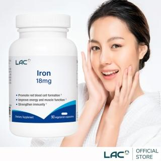 【GNC 健安喜】舒補帖膠囊 90顆(鐵/好氣色)