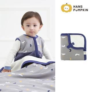 【Hans Pumpkin】暖綿綿保暖毯 90x100公分(保暖被毯)