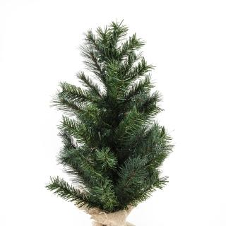 【HOLA】經典松針混葉聖誕樹60cm