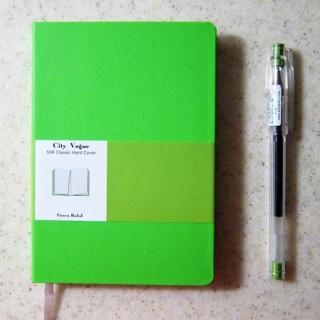 【Conifer 綠的事務】都會時尚-50K精裝橫線筆記(精裝  萬用手冊  手札  手帳  筆記本)