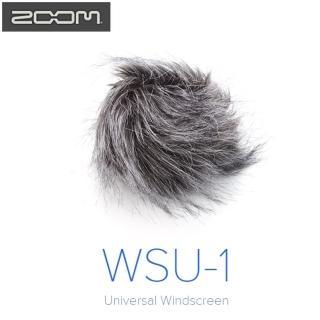 【ZOOM】麥克防風毛罩WSU-1(適H1 H2n H4n H5 H6還有更多...)