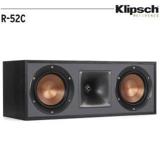 【Klipsch】R-52C(古力奇 中置型喇叭)