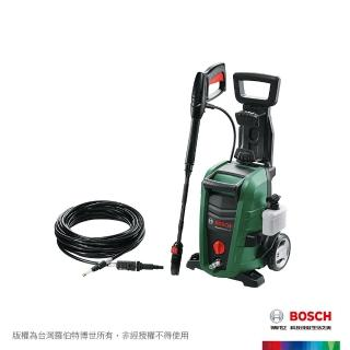 【BOSCH】高壓清洗機 UA 125 + 硬管清潔用軟管