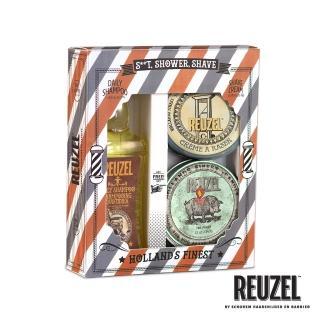 【REUZEL】Shower&Shave 潔淨香氛禮盒組