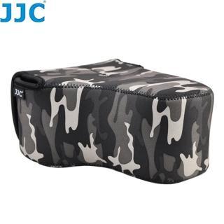 【JJC】立體相機包內膽包-OC-MC3GR 特戰迷彩 大(相機內袋 單眼相機內膽包 輕單相機內包)