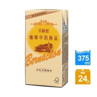 【貝納頌】咖啡重乳拿鐵375ml(24入/箱)
