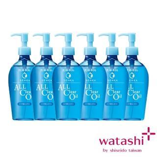 【專科】超微米水潤卸粧油 230mL(新升級) 6入組