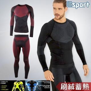 【Un-Sport高機能】德國蜂巢防風輕壓縮機能衣/褲(騎行/重機/滑雪)