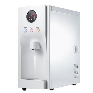 【怡康】豪星 HS-190 冰溫熱三溫桌上智慧型飲水機-內建RO機
