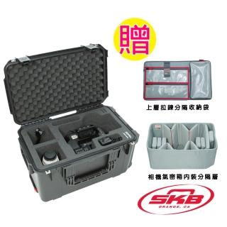 【SKB Cases】數位電影攝影機滾輪拉柄氣密箱3i-221312BKU