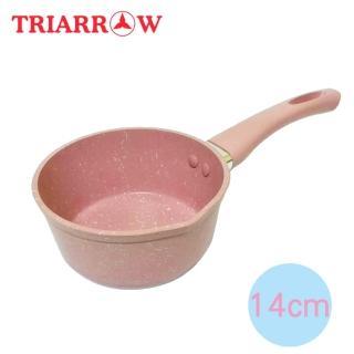 【三箭牌】特厚加底草莓牛奶鍋14cm