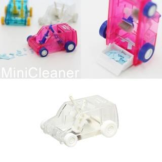 【MIDORI】Mini Cleaner清潔小車(透明)