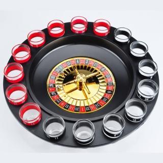 【GCT玩具嚴選】16杯俄羅斯輪盤杯(尾牙必備)