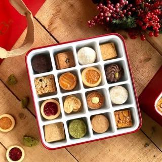 【8%ice】經典法式手工餅乾禮盒(262.5g)