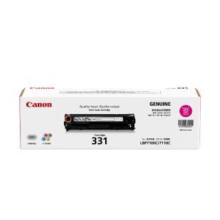 【Canon】CRG-331M★原廠紅色碳粉匣