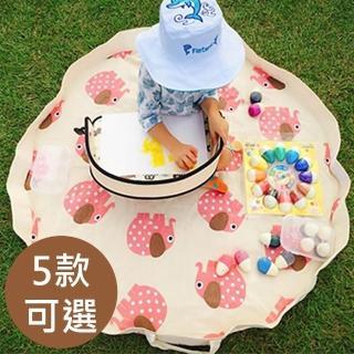 【3 Sprouts】玩具收納袋(5款可選)