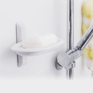 【3M】無痕防水收納-浴室肥皂架