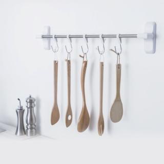【3M】無痕防水收納-廚房多功能排鉤
