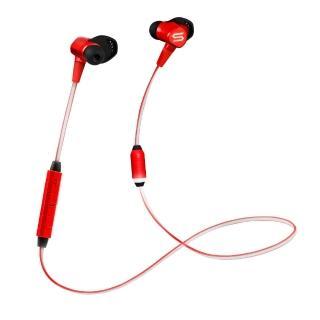 【SOUL】RUN FREE PRO BIO 智能語音教練無線跑步耳機(火焰紅)