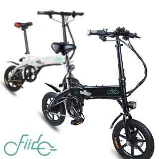 【趣野】FIIDO F1 電動摺疊自行車《55公里版》(電動車 腳踏車 自行車 摺疊車 滑板車 平衡車)
