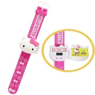 【TDL】HELLO KITTY兒童錶兒童手錶電子錶卡通錶 012347