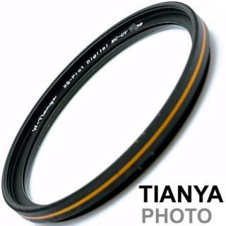 【Tianya天涯】金邊薄框保護鏡MC-UV濾鏡67mm(鏡頭保護鏡 UV濾鏡)