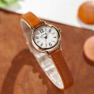 【CITIZEN 星辰】WICCA 愛戀星願太陽能時尚腕錶(KP3-627-10)