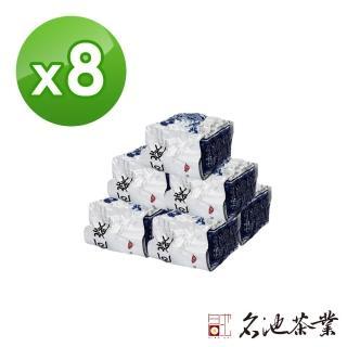 【名池茶業】冠軍級手採大禹嶺品級霜沁高冷茶(75克x8)
