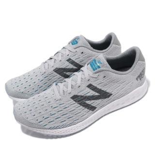 【NEW BALANCE】慢跑鞋 MZANPWB2E 寬楦 運動 男鞋 紐巴倫 輕量 透氣 舒適 路跑 健身 灰 白(MZANPWB2E)