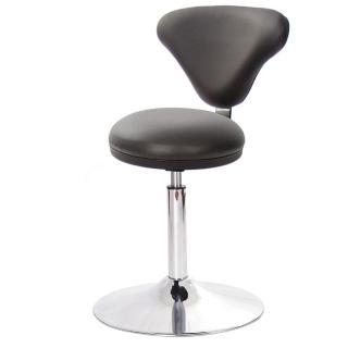 【GXG】漢堡型 圓凳加椅背 工作椅 電金喇叭座(TW-81T2)