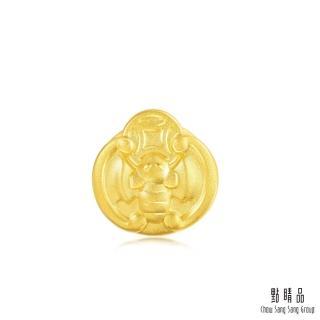 【點睛品】Charme 文化祝福 福在眼前 黃金串珠