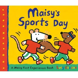 【Song Baby】Maisy's Sports Day 波波的運動會(精裝繪本)