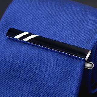 【拉福】領帶夾黑俠領夾領帶夾(5.5cm)