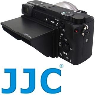 【JJC】索尼Sony副廠可折疊LCD液晶螢幕遮陽罩螢幕遮光罩LCH-A6(適a6600 a6500 a6400 a6300 a6100 a6000)
