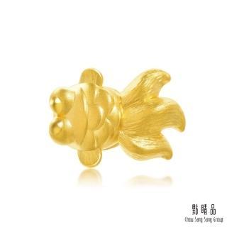 【點睛品】Charme 文化祝福 年年有餘 黃金串珠