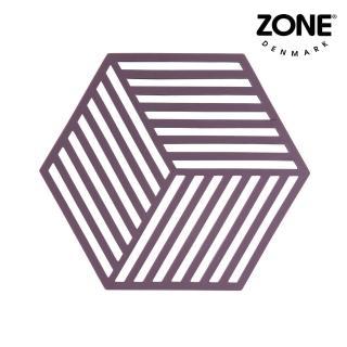 【JIA Inc 品家家品】Zone -  菱型系列 TRIVETS鍋墊(條紋紅菜頭)