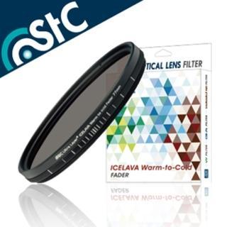 【STC】多層膜色溫升降調整式濾鏡ICELAVA Warm-to-Cold Fader 77mm(可調色溫鏡片 保護鏡 濾鏡)